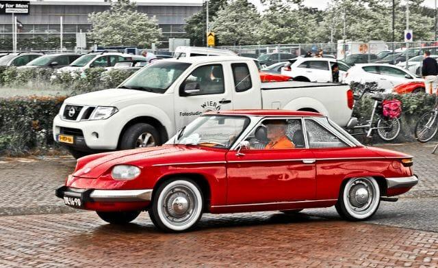 PANHARD 24C coupé