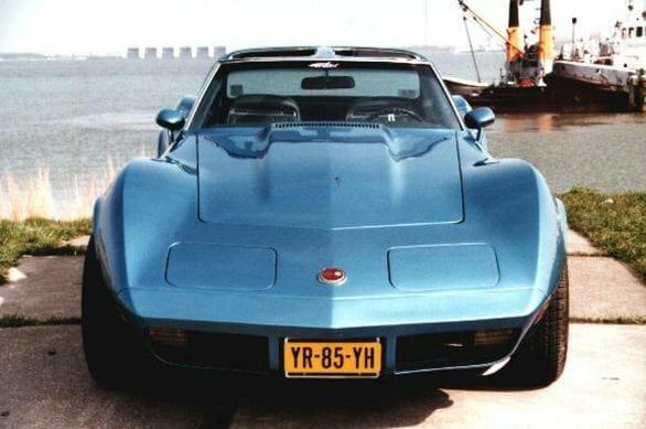 Chevrolet Corvette (C3) 1974